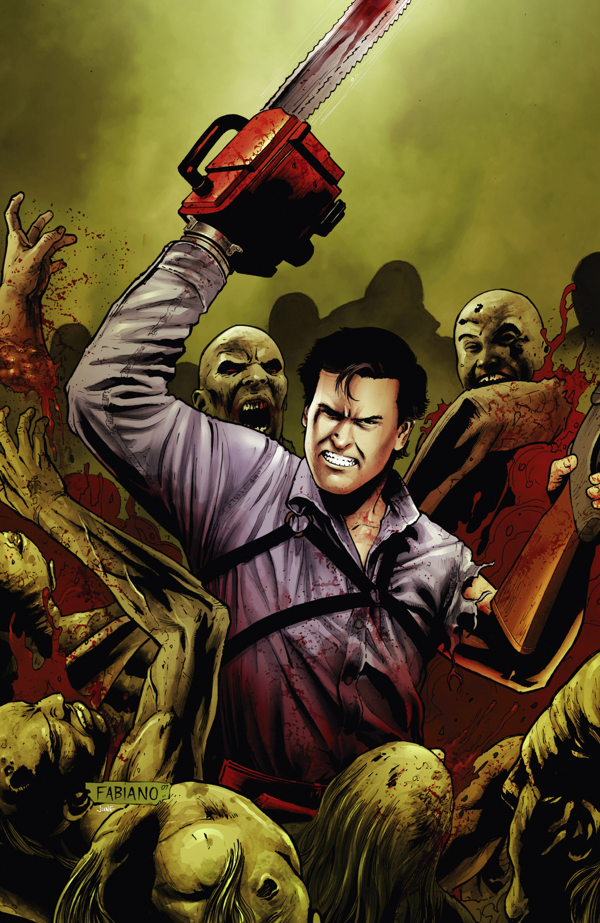 Read online Army of Darkness: From the Ashes comic -  Issue #Army of Darkness: From the Ashes TPB - 107