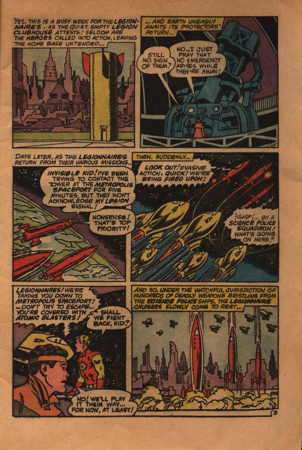 Read online Adventure Comics (1938) comic -  Issue #359 - 5