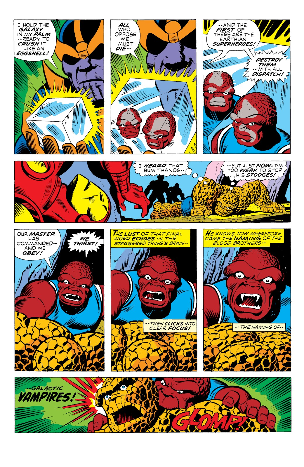 Read online Marvel Two-In-One Epic Collection: Cry Monster comic -  Issue # TPB (Part 1) - 36
