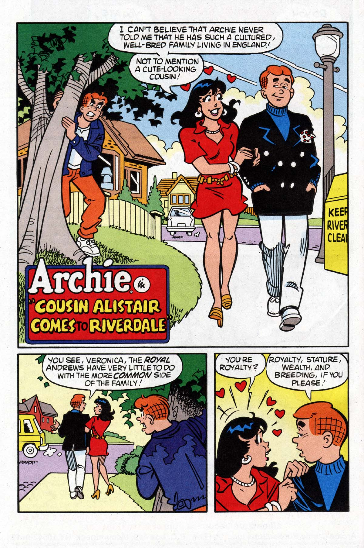 Read online Archie (1960) comic -  Issue #527 - 10