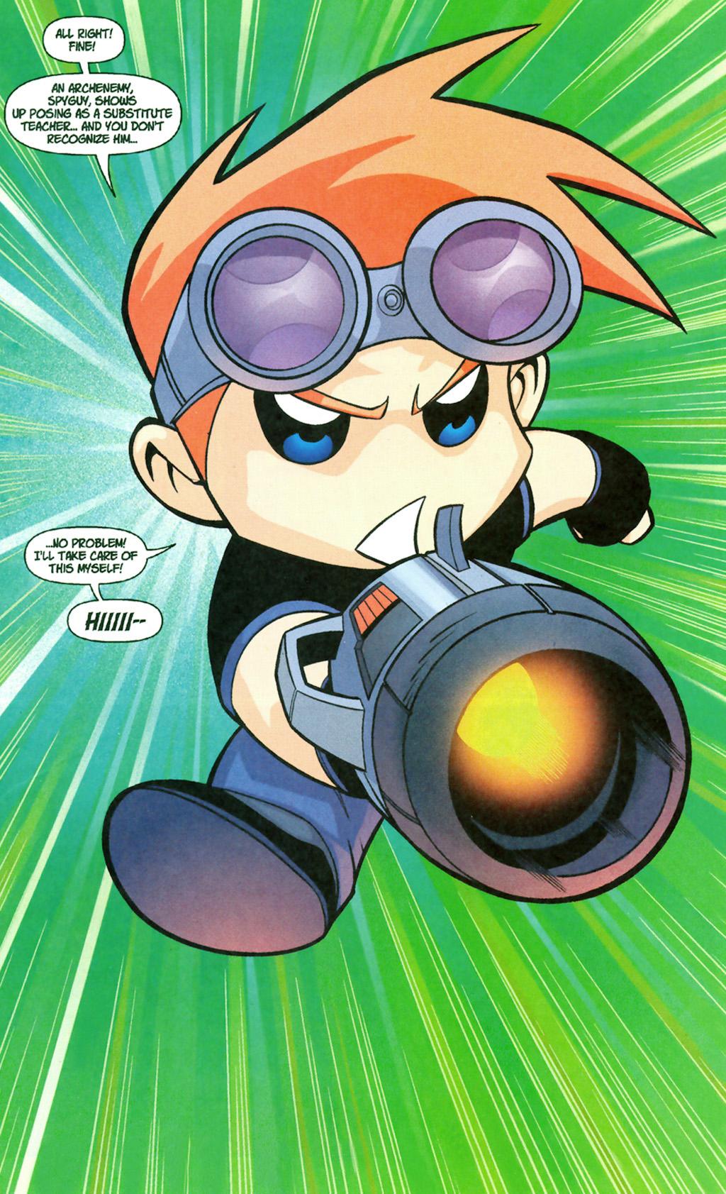 Read online SpyBoy: Final Exam comic -  Issue #2 - 3
