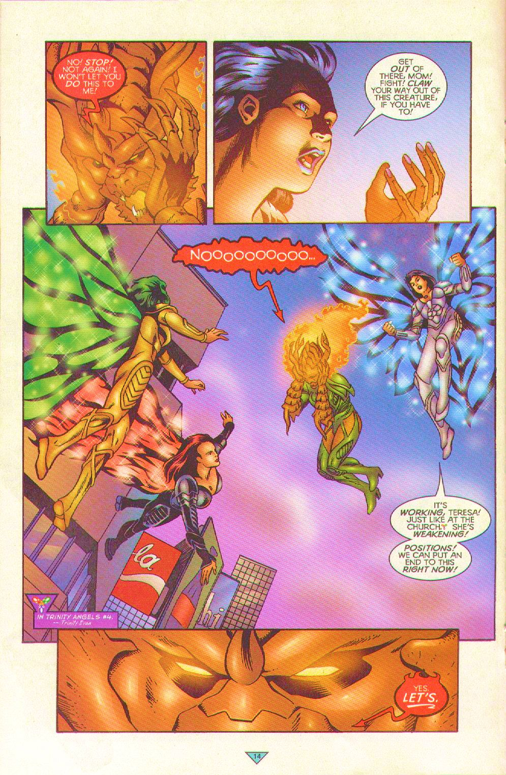 Read online Trinity Angels comic -  Issue #12 - 14