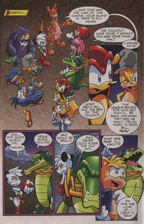Read online Sonic Universe comic -  Issue #12 - 20