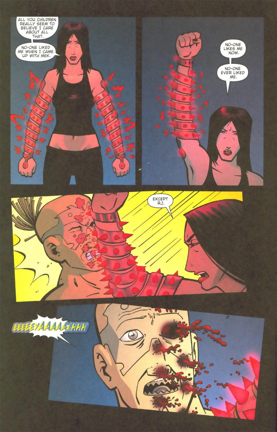 Read online Mek comic -  Issue #3 - 13
