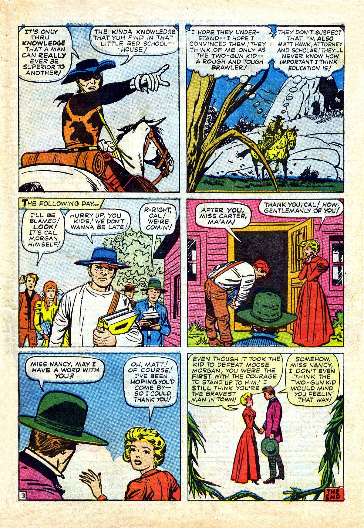 Read online Two-Gun Kid comic -  Issue #90 - 30