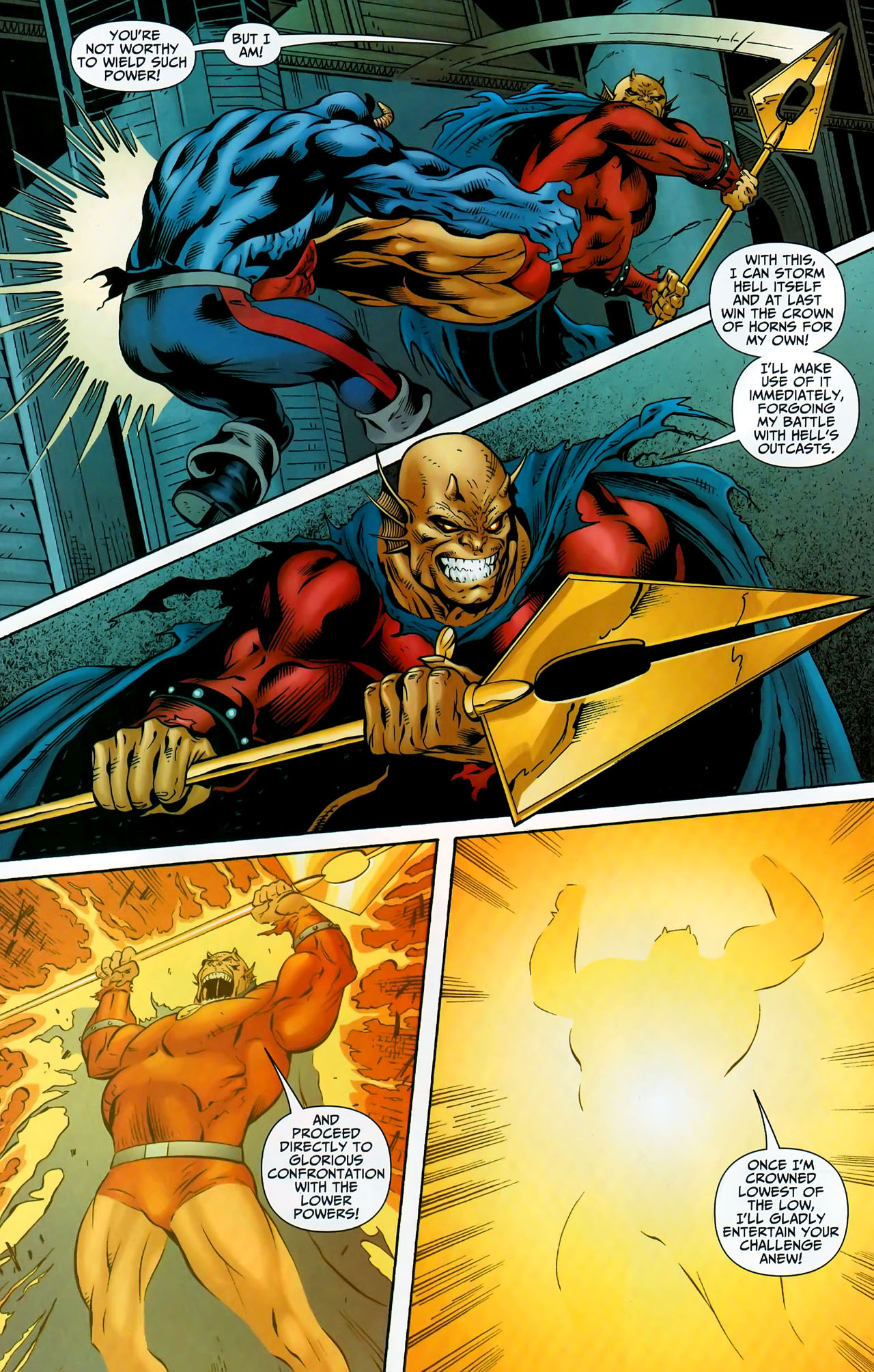 Read online Shadowpact comic -  Issue #9 - 20