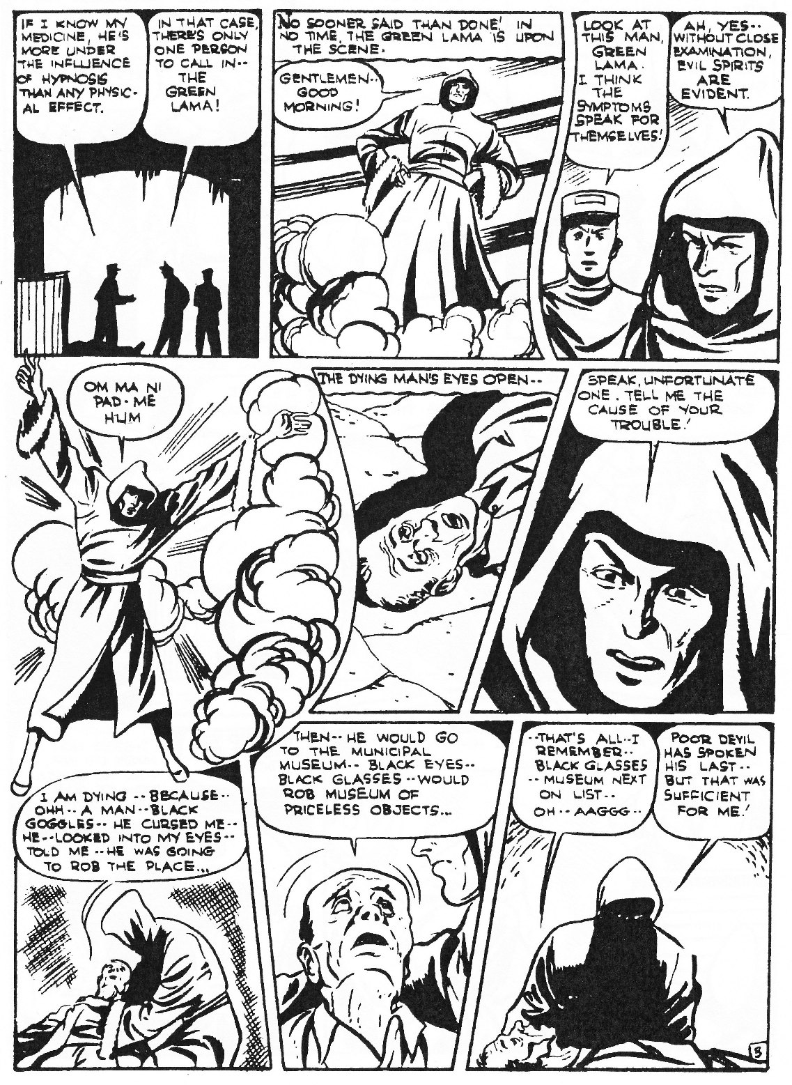 Read online Men of Mystery Comics comic -  Issue #81 - 28