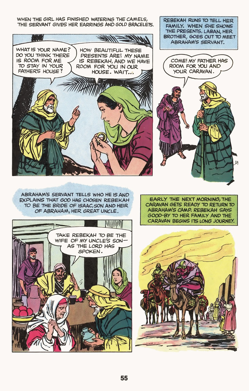 The Picture Bible issue TPB (Part 1) - Page 57
