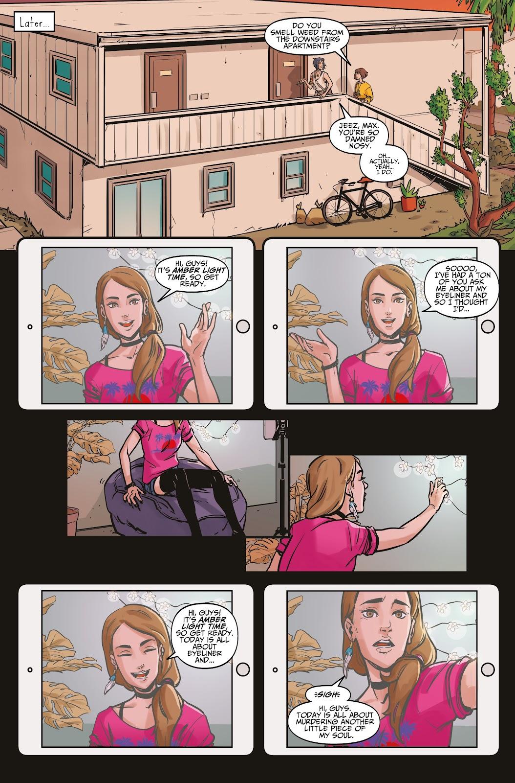 Read online Life is Strange comic -  Issue #5 - 12