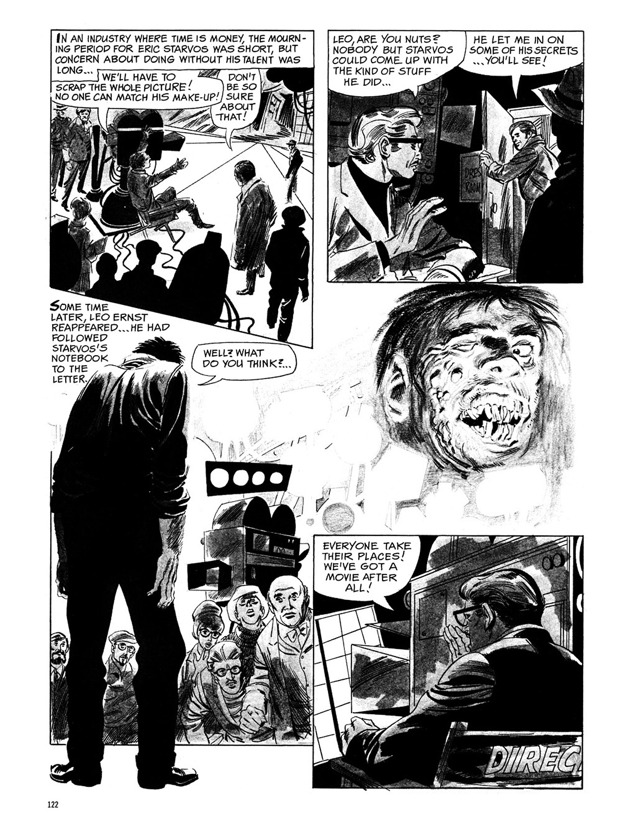 Read online Eerie Archives comic -  Issue # TPB 1 - 123