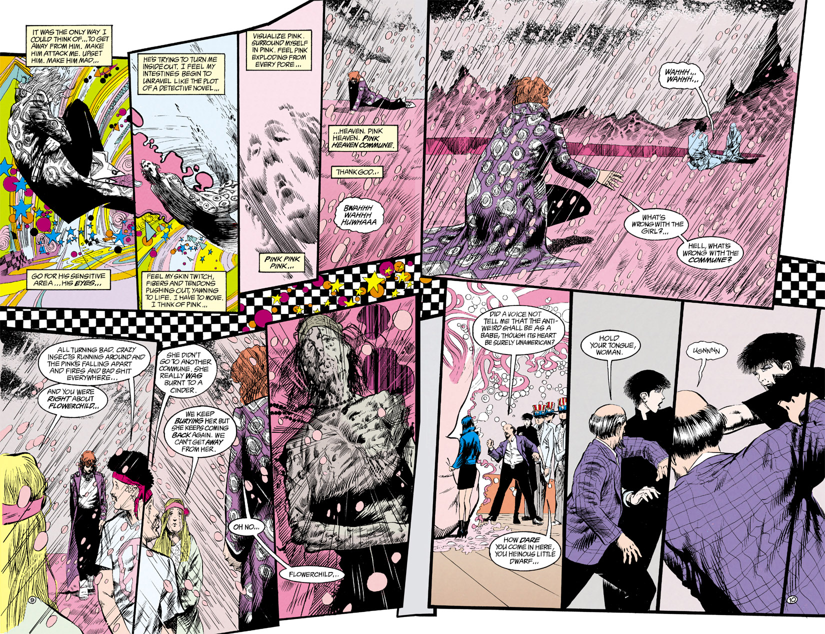 Read online Shade, the Changing Man comic -  Issue #9 - 8