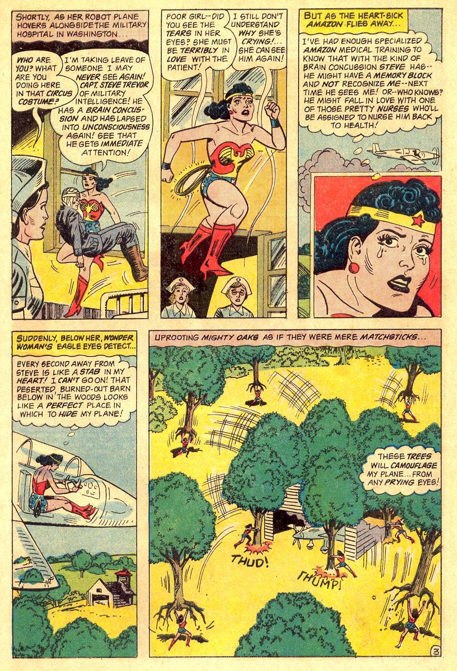 Read online Wonder Woman (1942) comic -  Issue #162 - 5