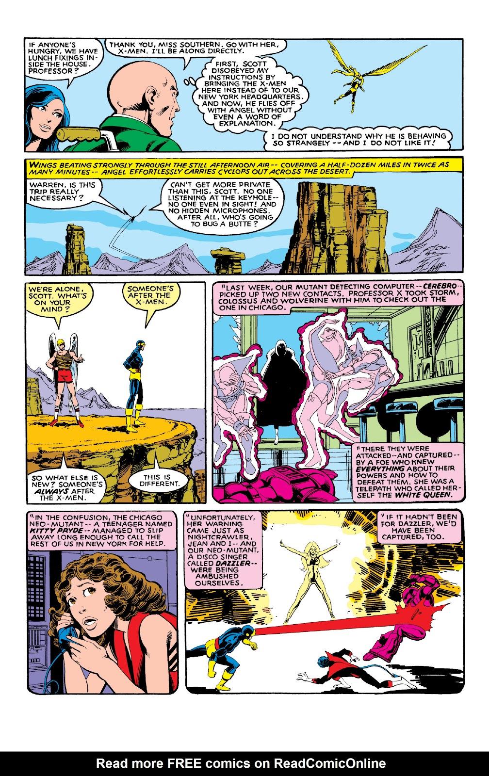 Read online X-Men Milestones: Dark Phoenix Saga comic -  Issue # TPB (Part 1) - 62
