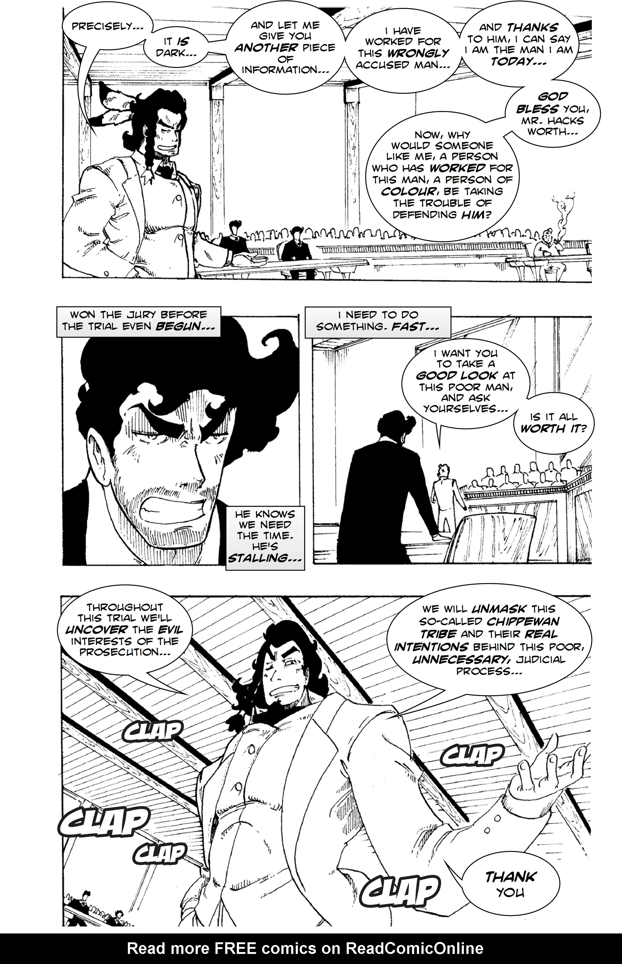Read online Silvertongue 30xx Vol. 1 comic -  Issue # Full - 42