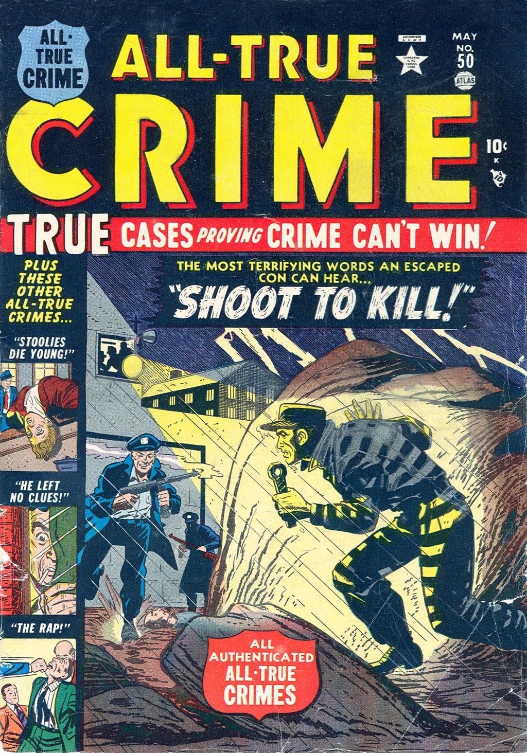All-True Crime 50 Page 1