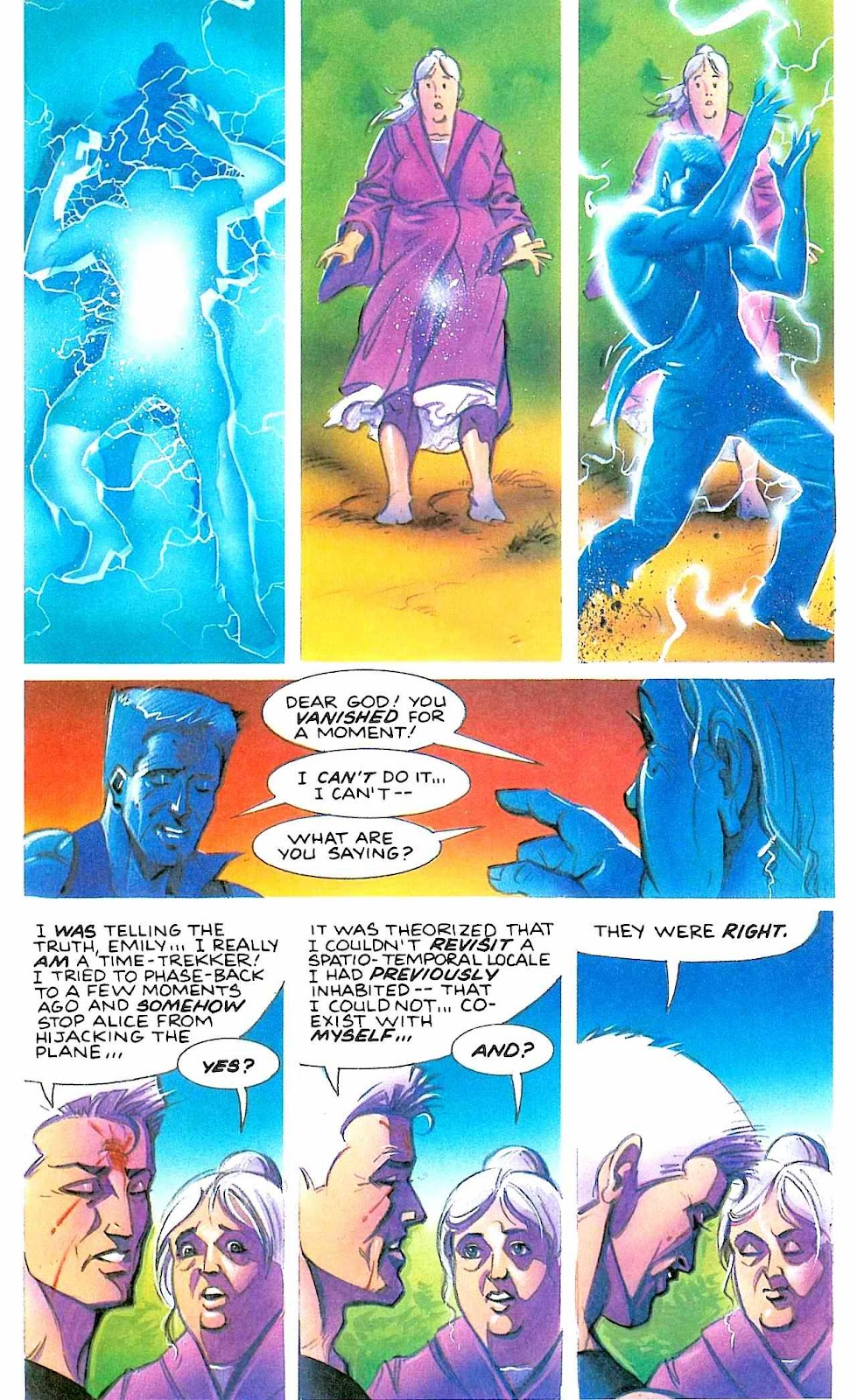 Tempus Fugitive issue 3 - Page 11