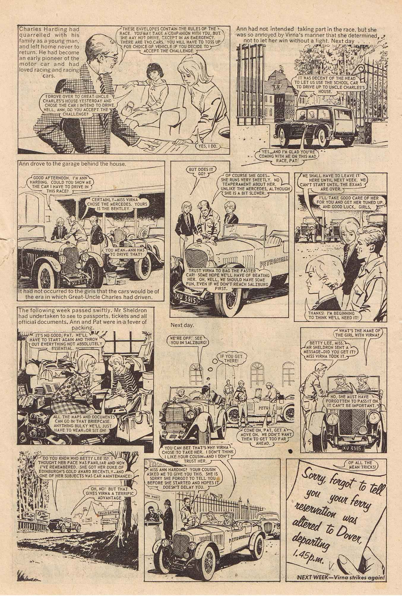 Read online Judy comic -  Issue #383 - 12