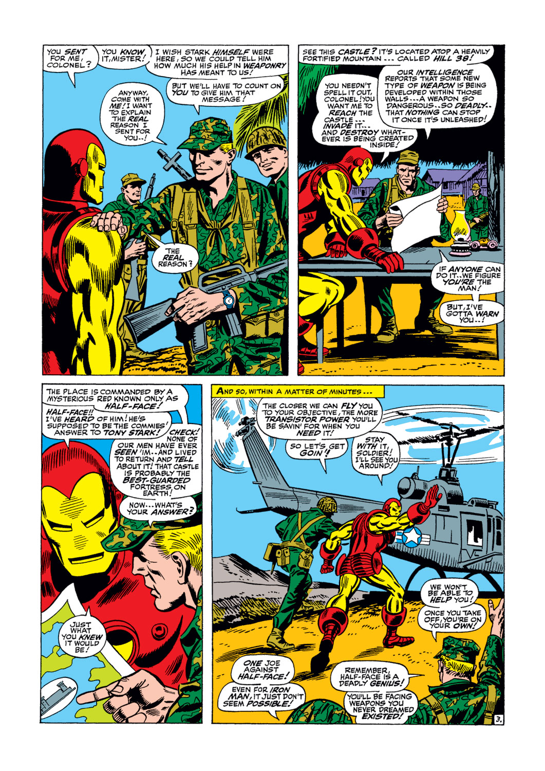Tales of Suspense (1959) issue 92 - Page 4