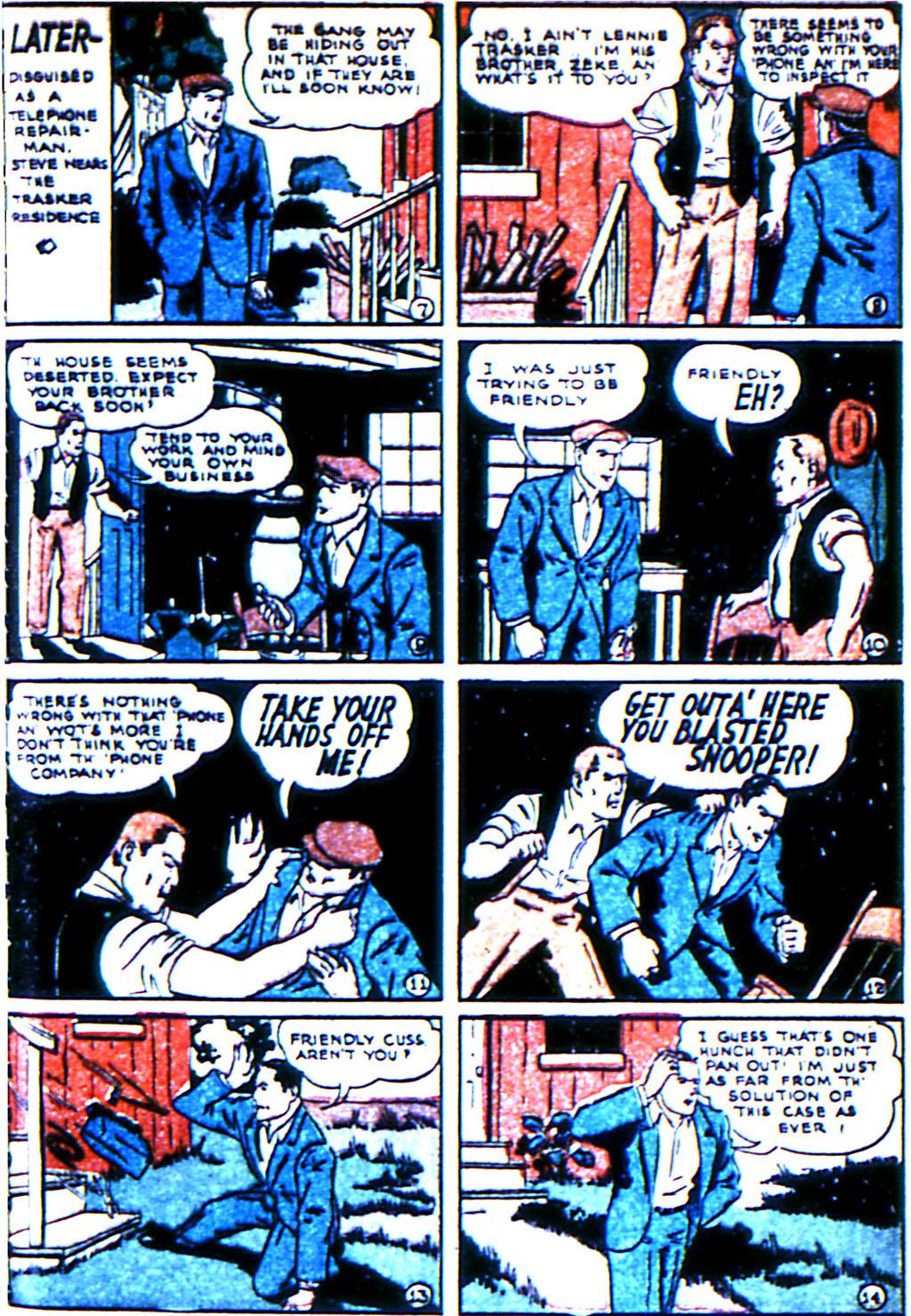 Read online Adventure Comics (1938) comic -  Issue #42 - 17
