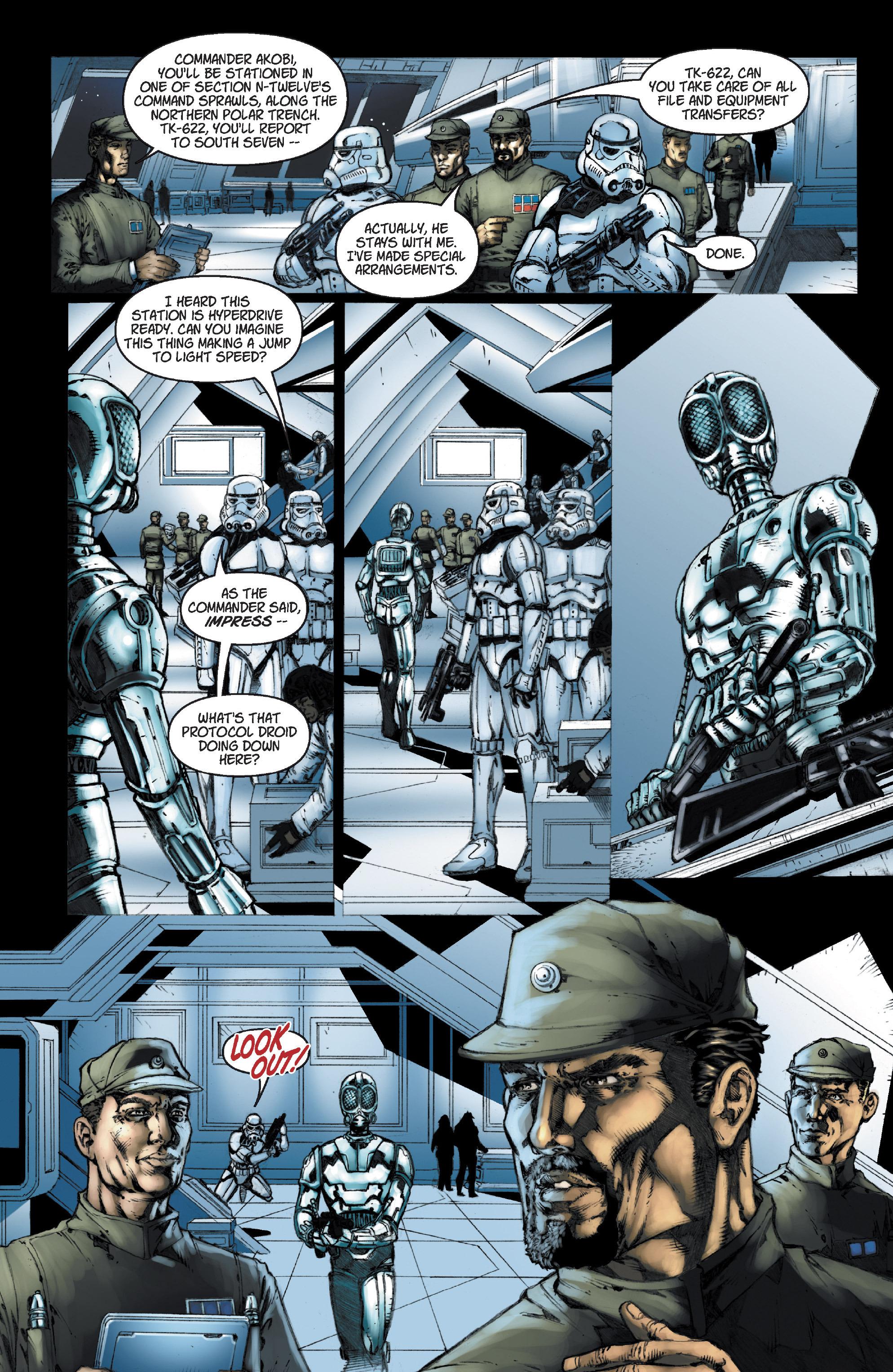 Read online Star Wars Omnibus comic -  Issue # Vol. 17 - 202