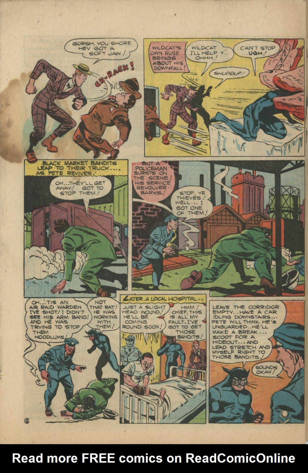 Read online Sensation (Mystery) Comics comic -  Issue #21 - 52