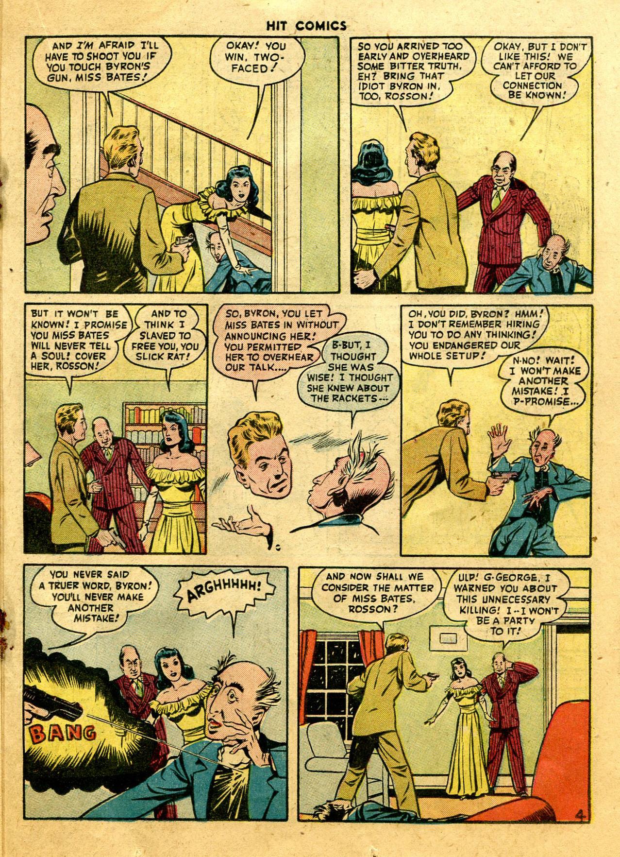 Read online Hit Comics comic -  Issue #44 - 33