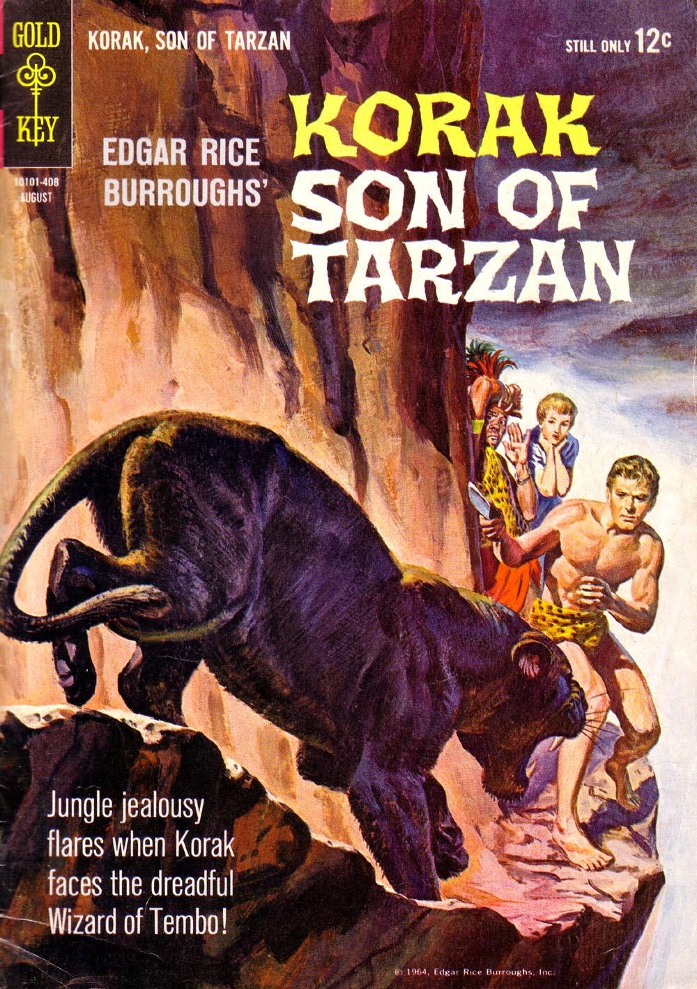 Korak, Son of Tarzan (1964) issue 4 - Page 1
