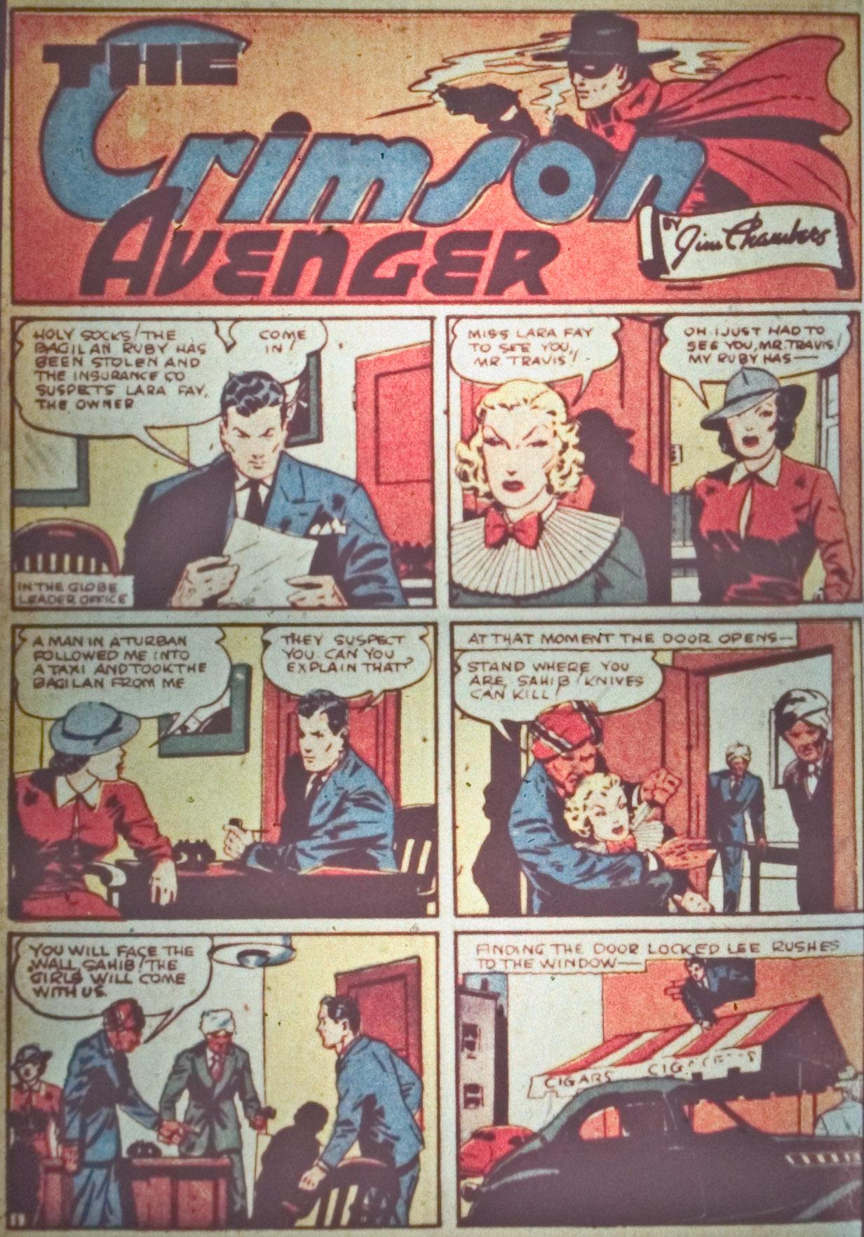Detective Comics (1937) 28 Page 27