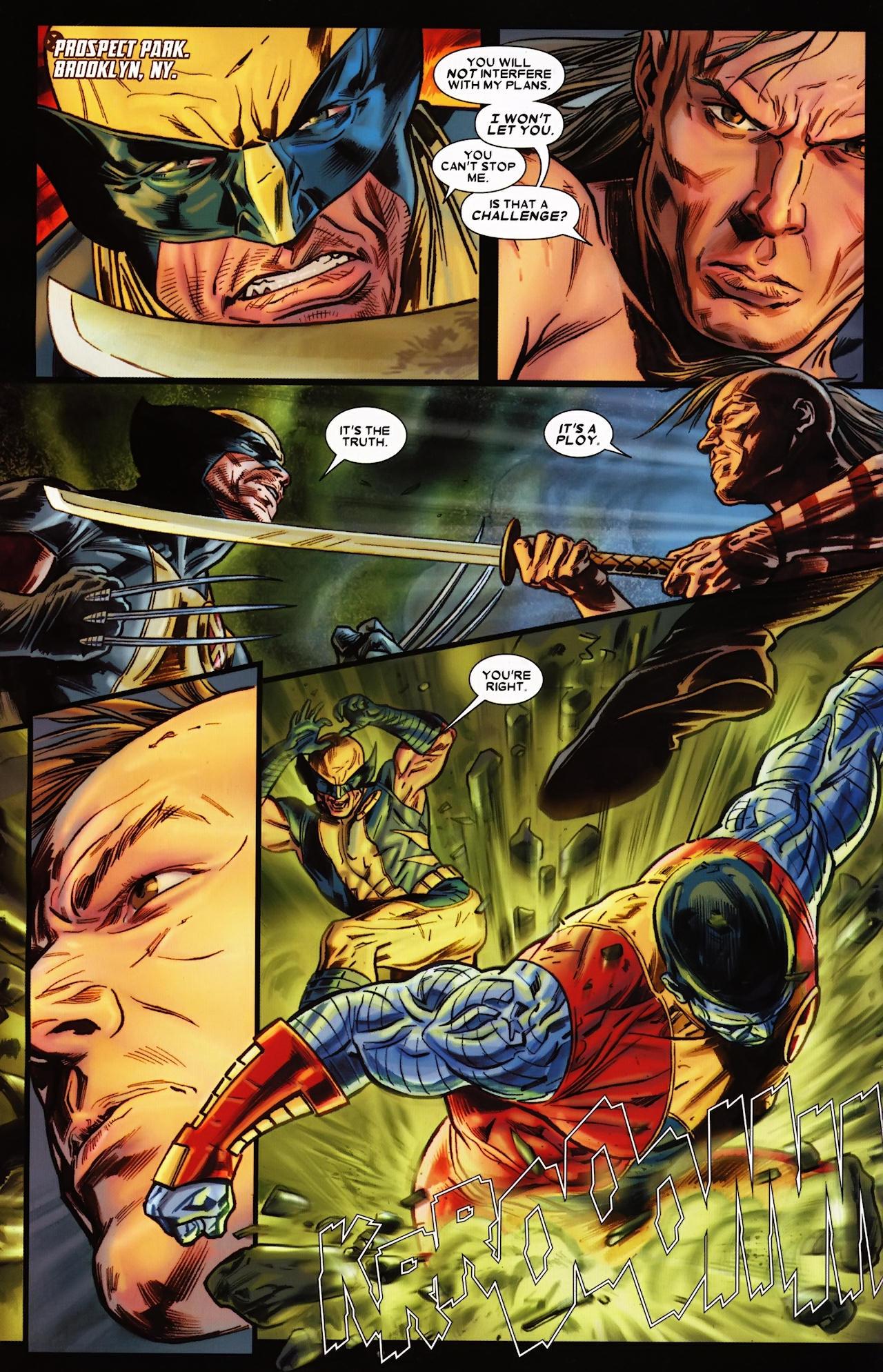 Read online Wolverine: Origins comic -  Issue #35 - 6