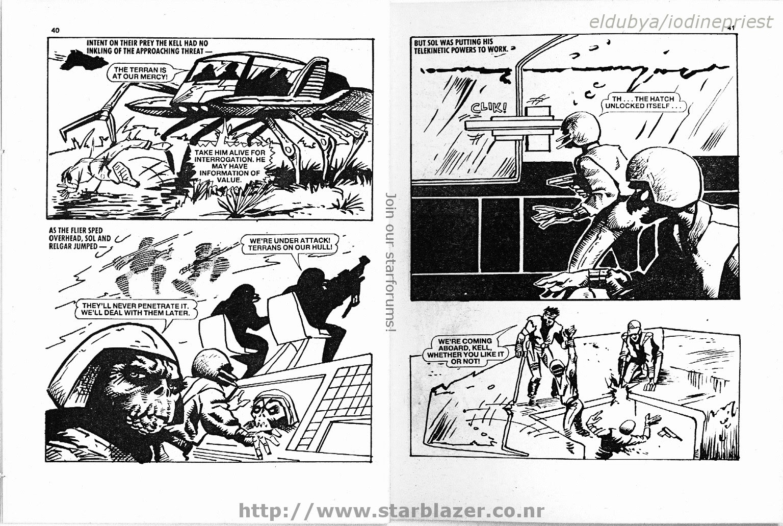 Starblazer issue 242 - Page 22