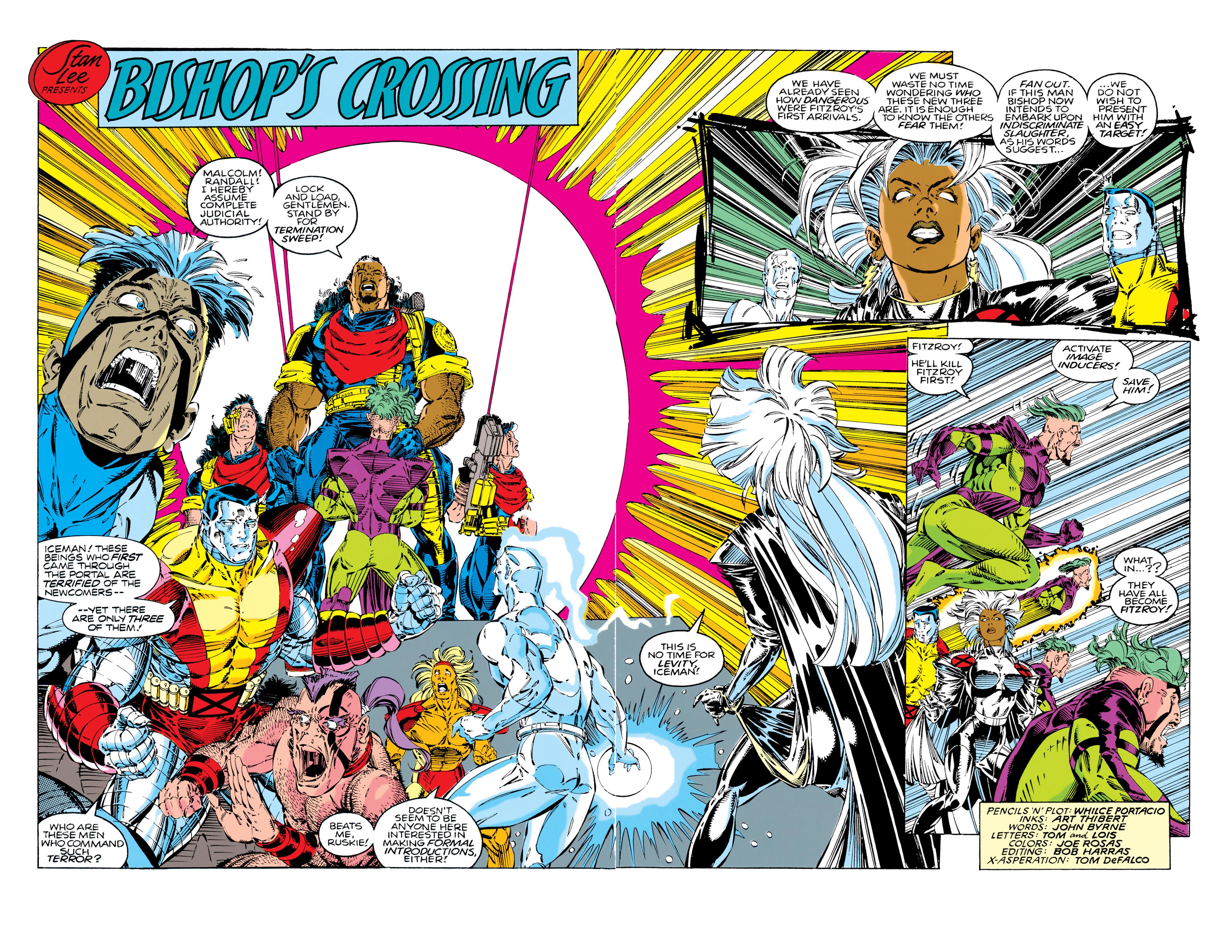 Read online Uncanny X-Men (1963) comic -  Issue #283 - 5