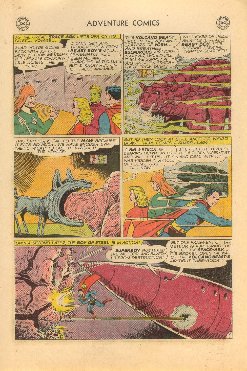 Read online Adventure Comics (1938) comic -  Issue #339 - 19