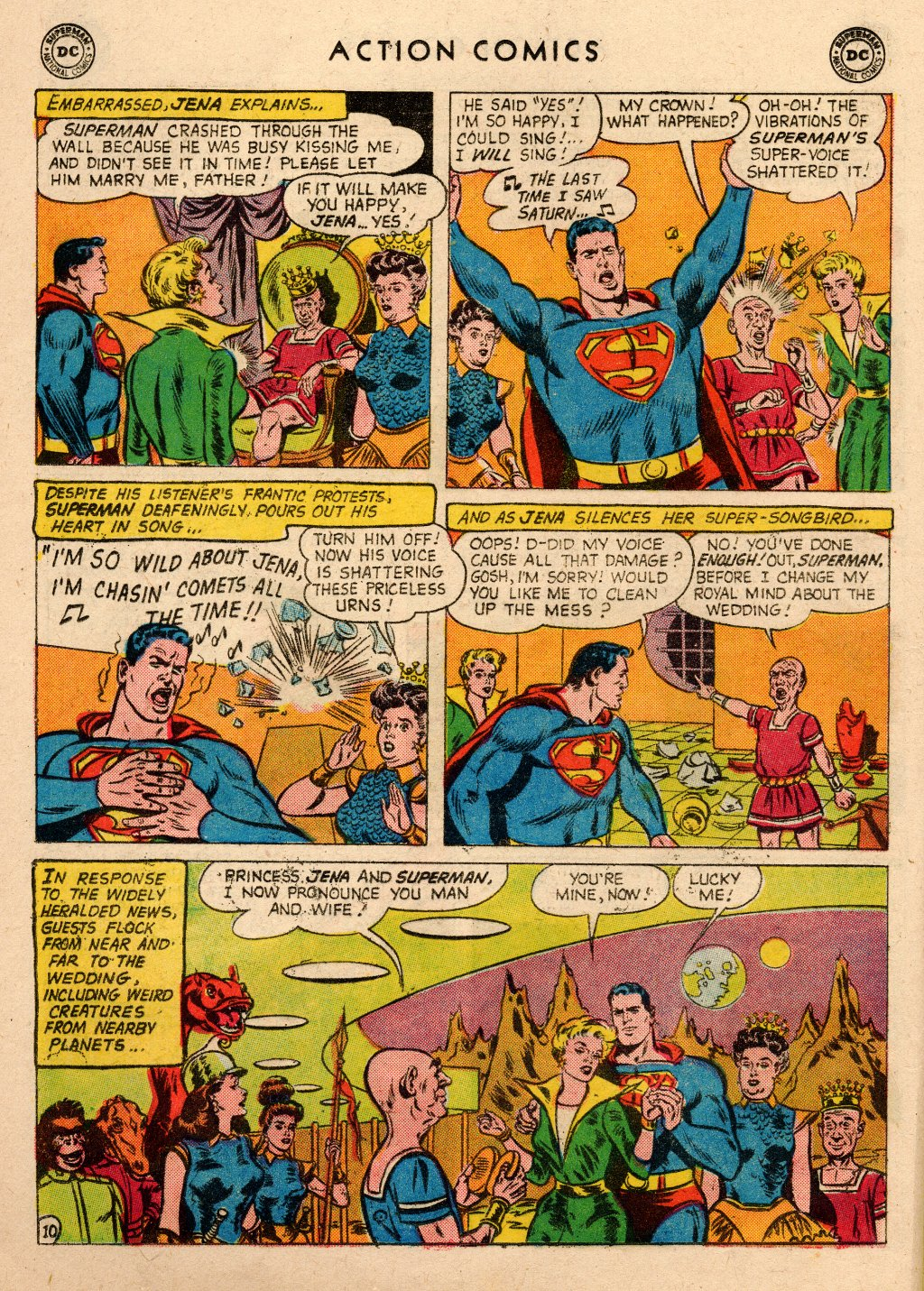 Read online Action Comics (1938) comic -  Issue #266 - 12