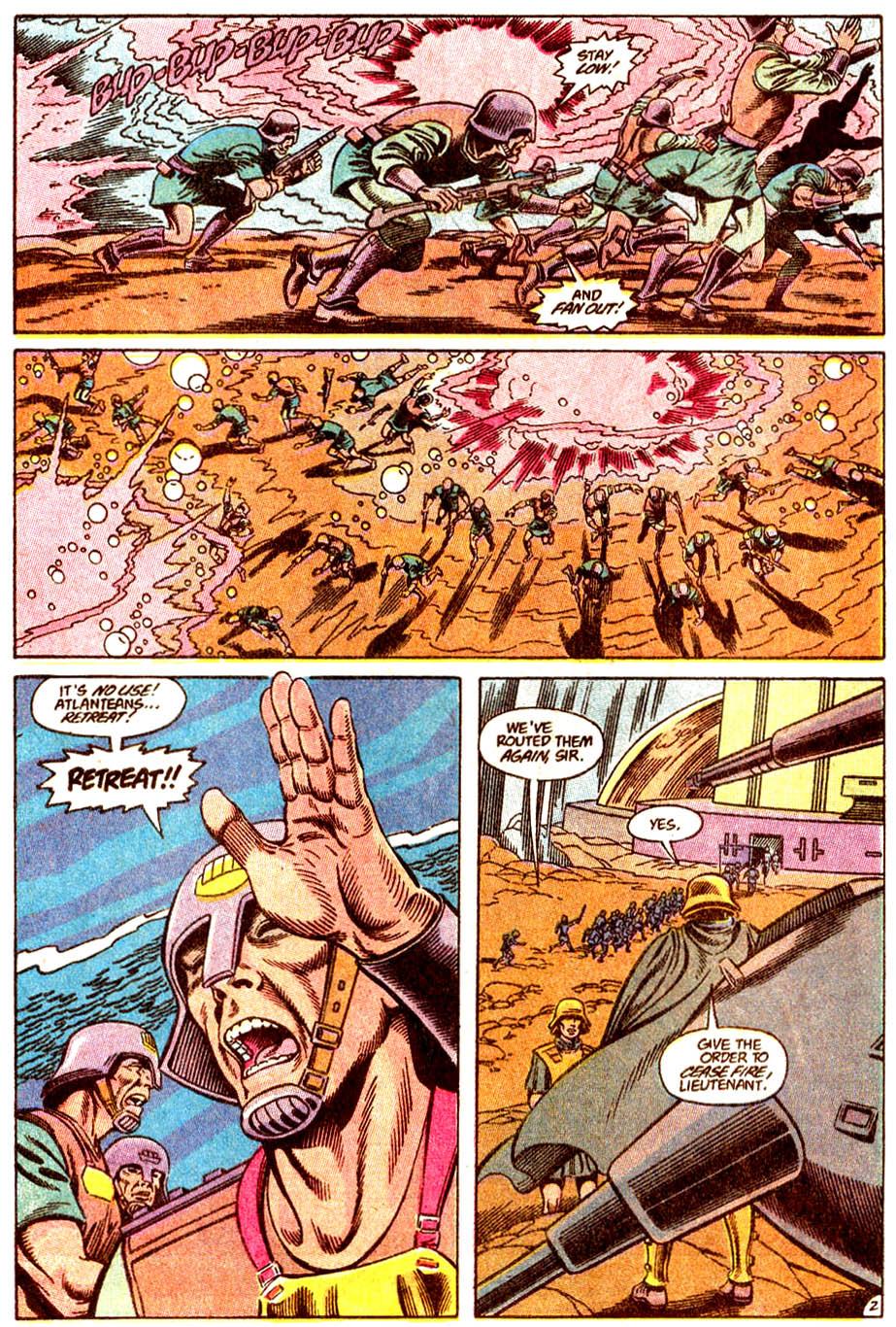 Read online Aquaman (1989) comic -  Issue #5 - 3