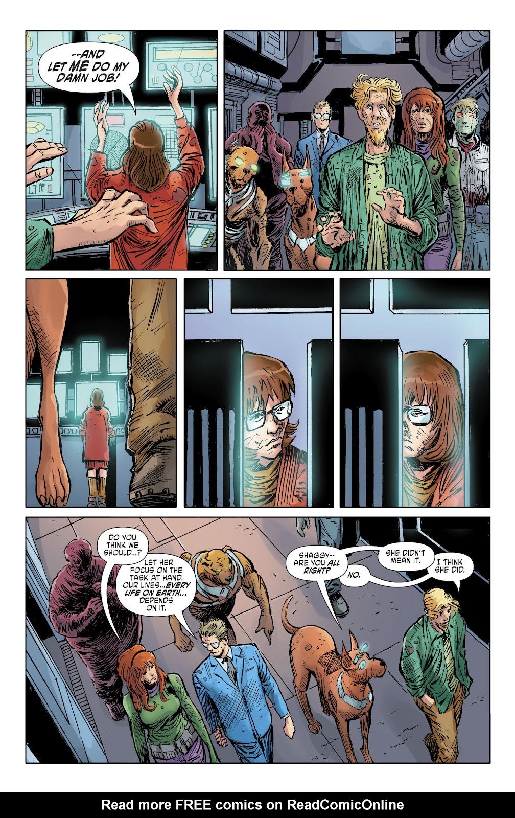Read online Scooby Apocalypse comic -  Issue #35 - 18