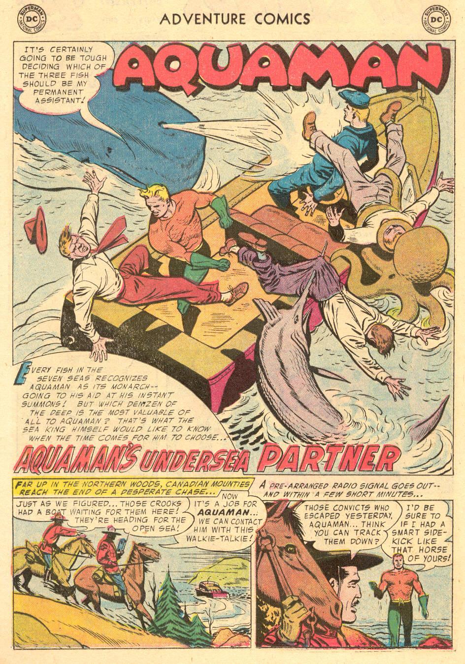 Read online Adventure Comics (1938) comic -  Issue #229 - 16