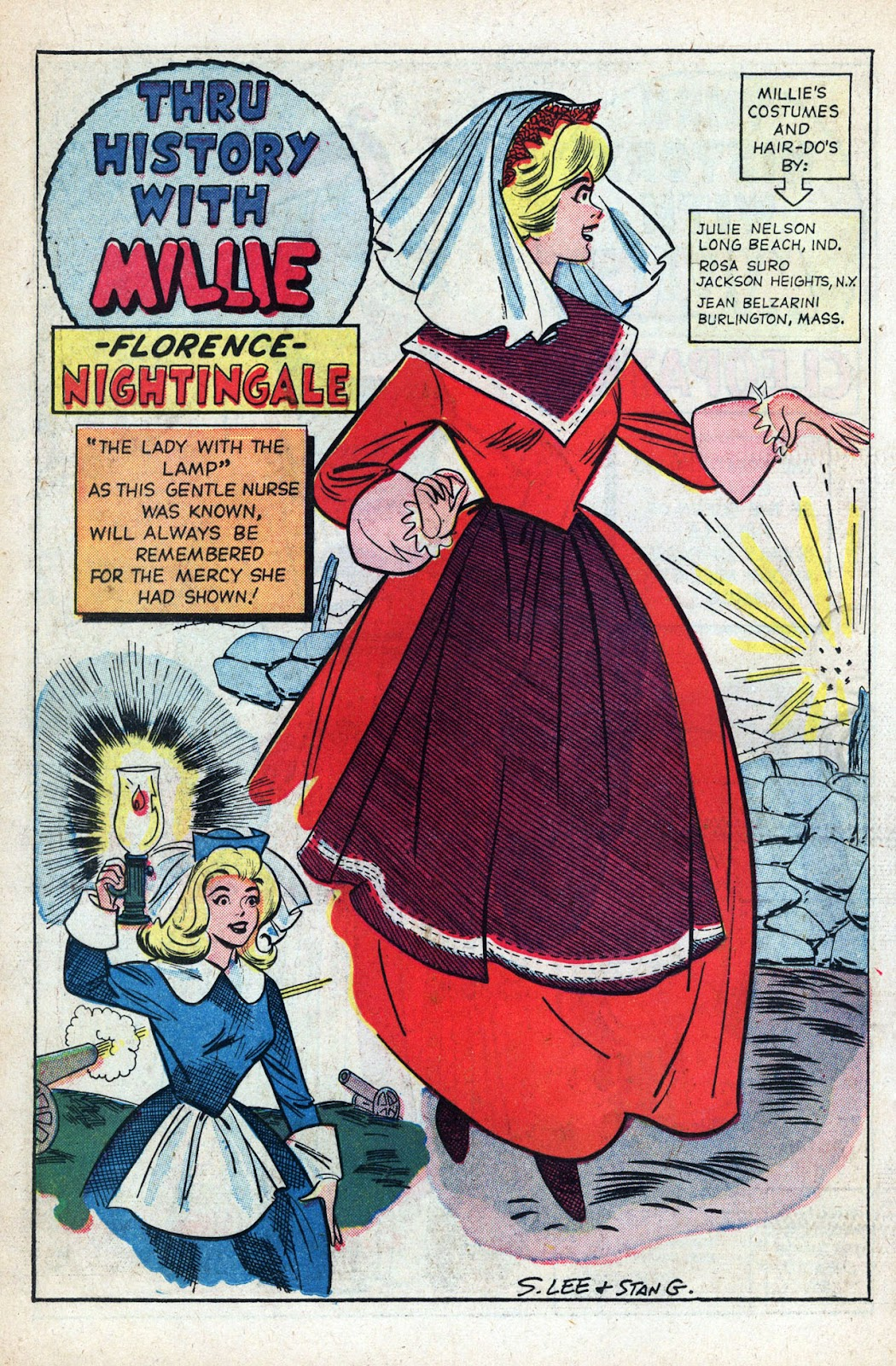 Read online Millie the Model comic -  Issue # Annual 1 - 26
