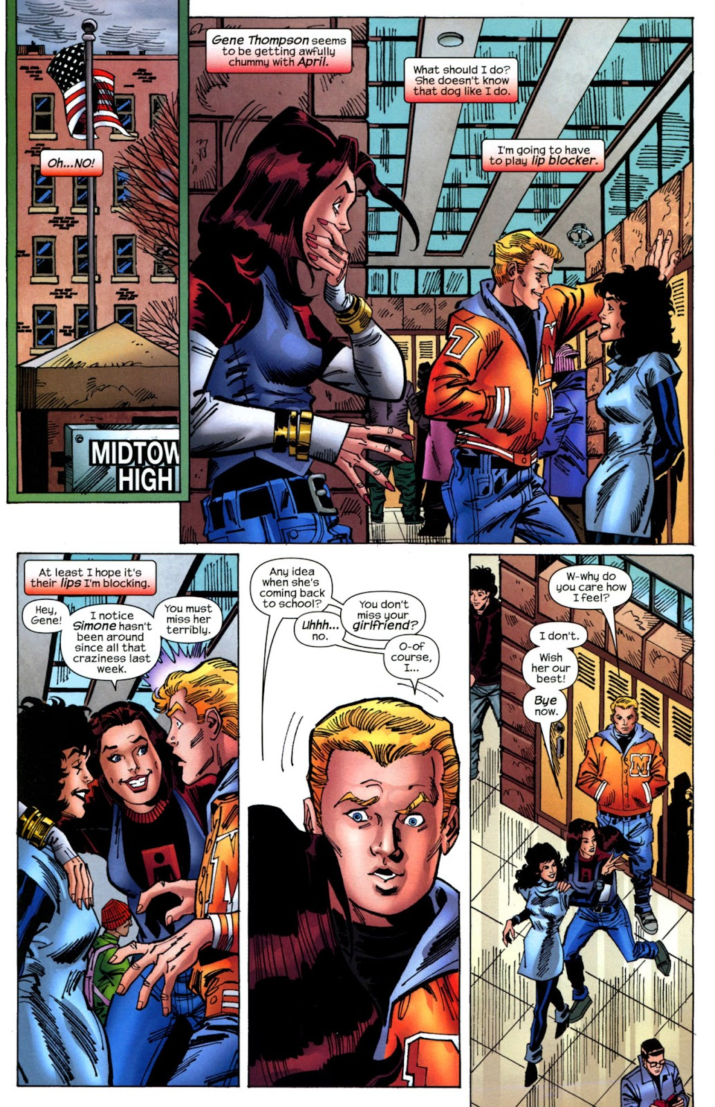 Web of Spider-Man (2009) Issue #5 #5 - English 23