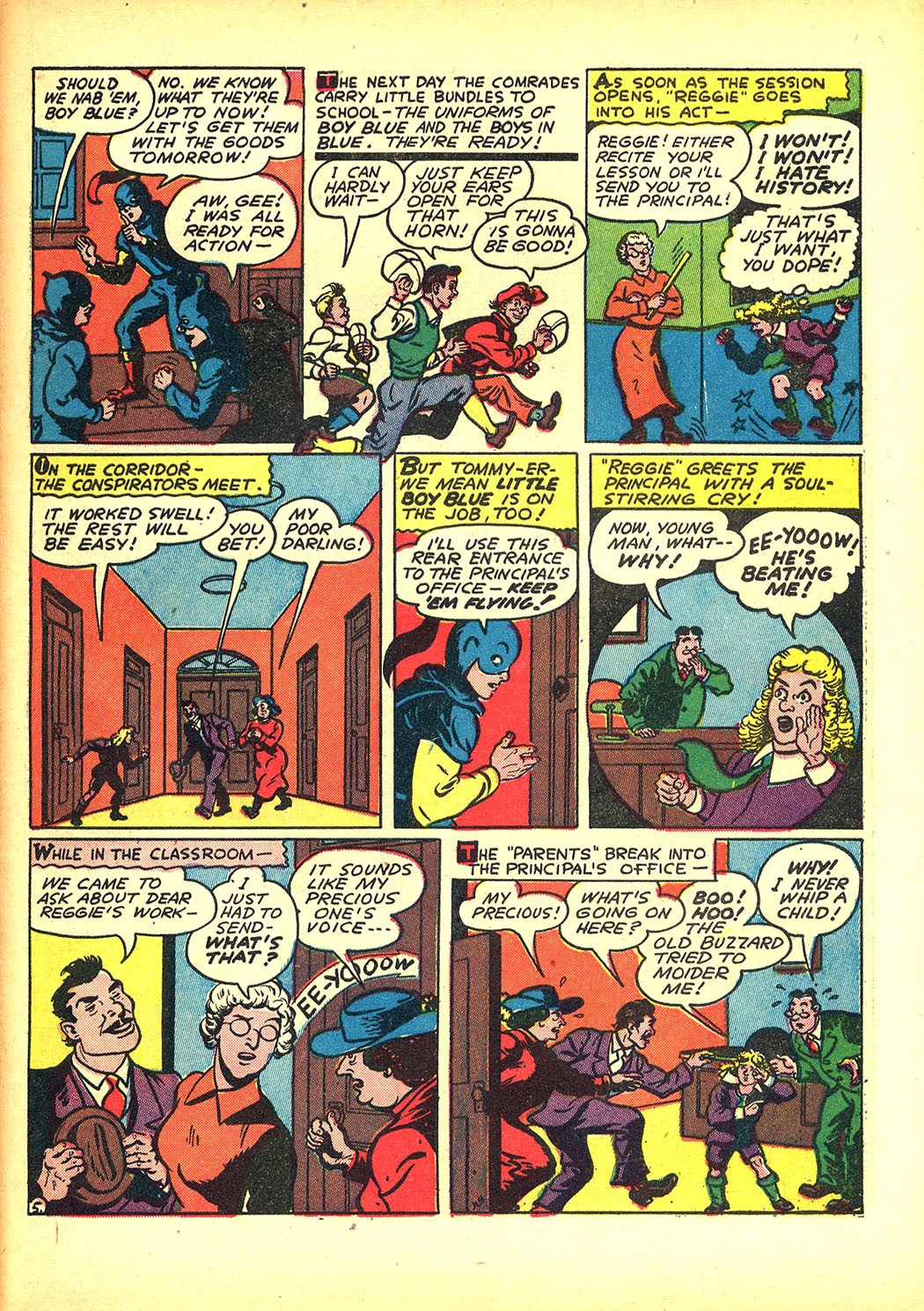 Read online Sensation (Mystery) Comics comic -  Issue #8 - 53