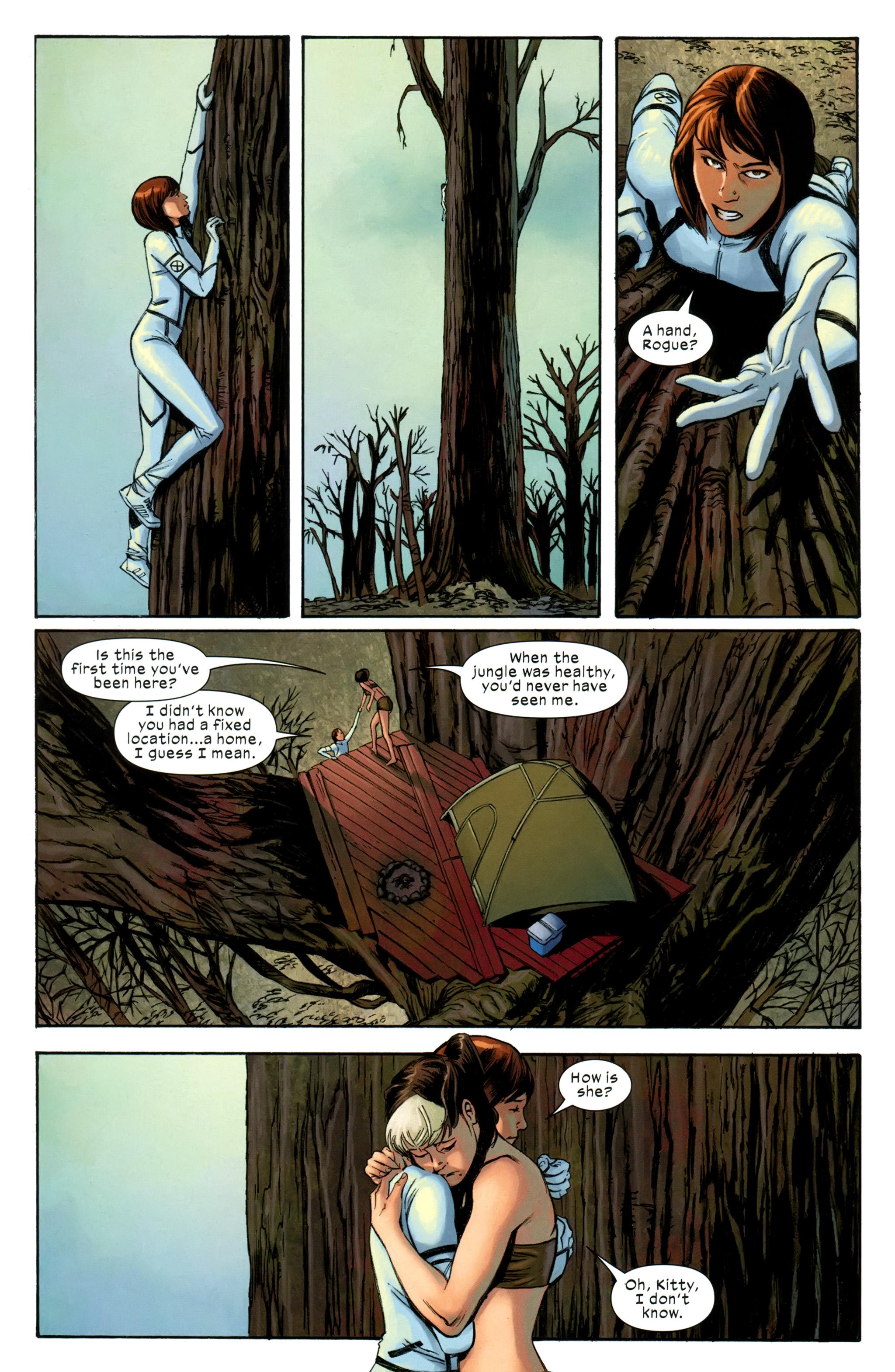 Read online Ultimate Comics X-Men comic -  Issue #31 - 10