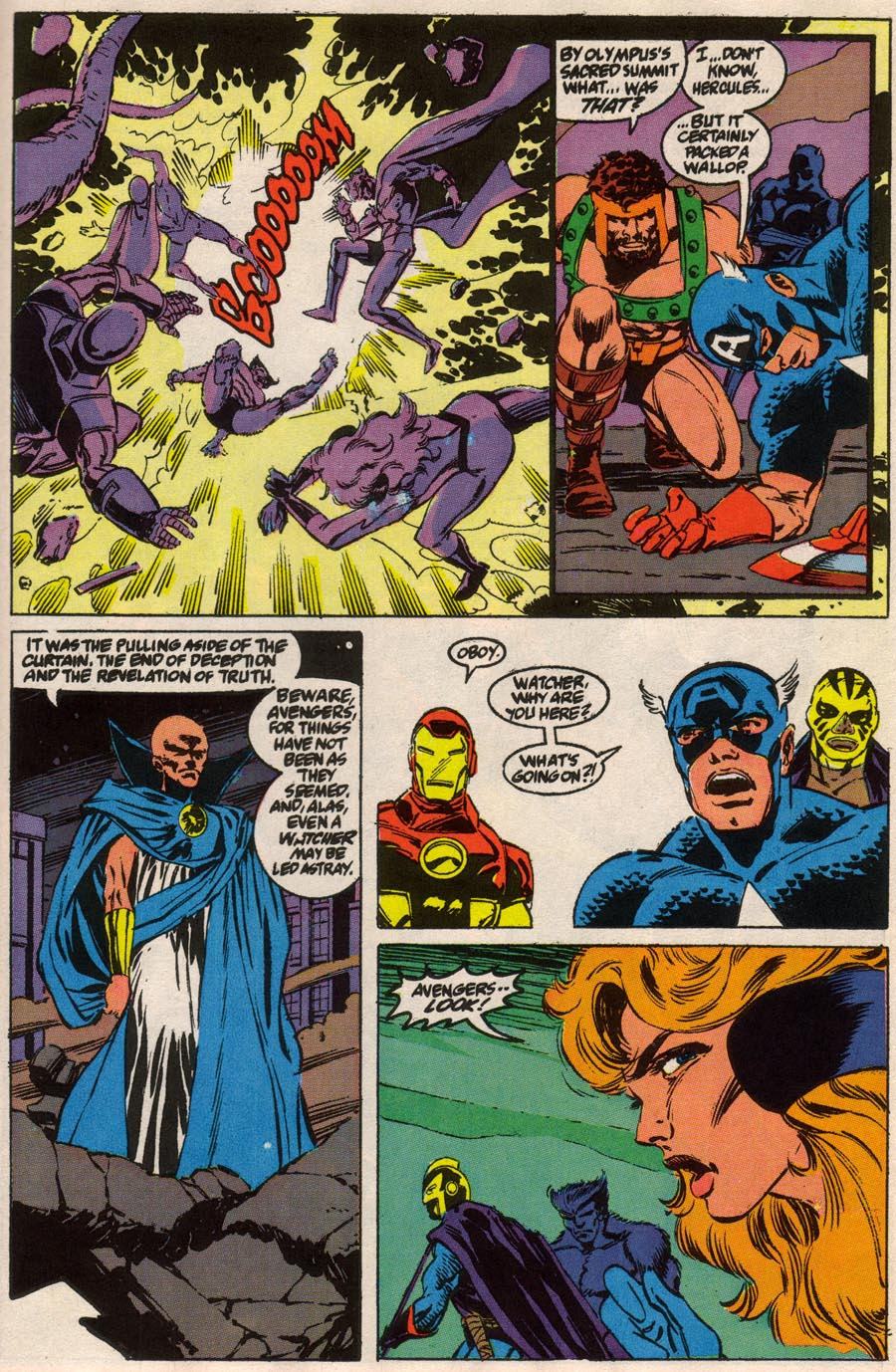 The Avengers (1963) 338 Page 21