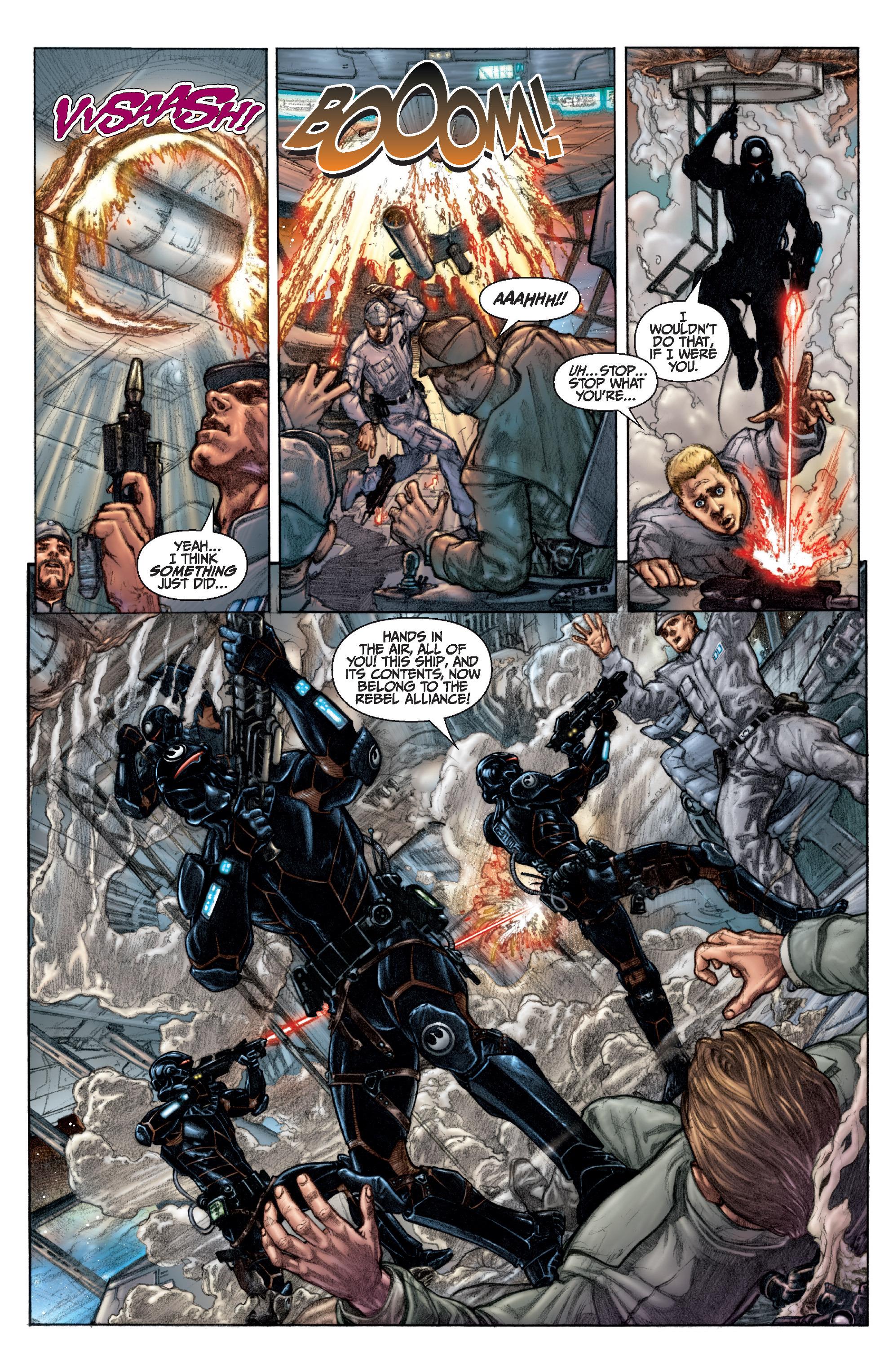 Read online Star Wars Omnibus comic -  Issue # Vol. 22 - 353