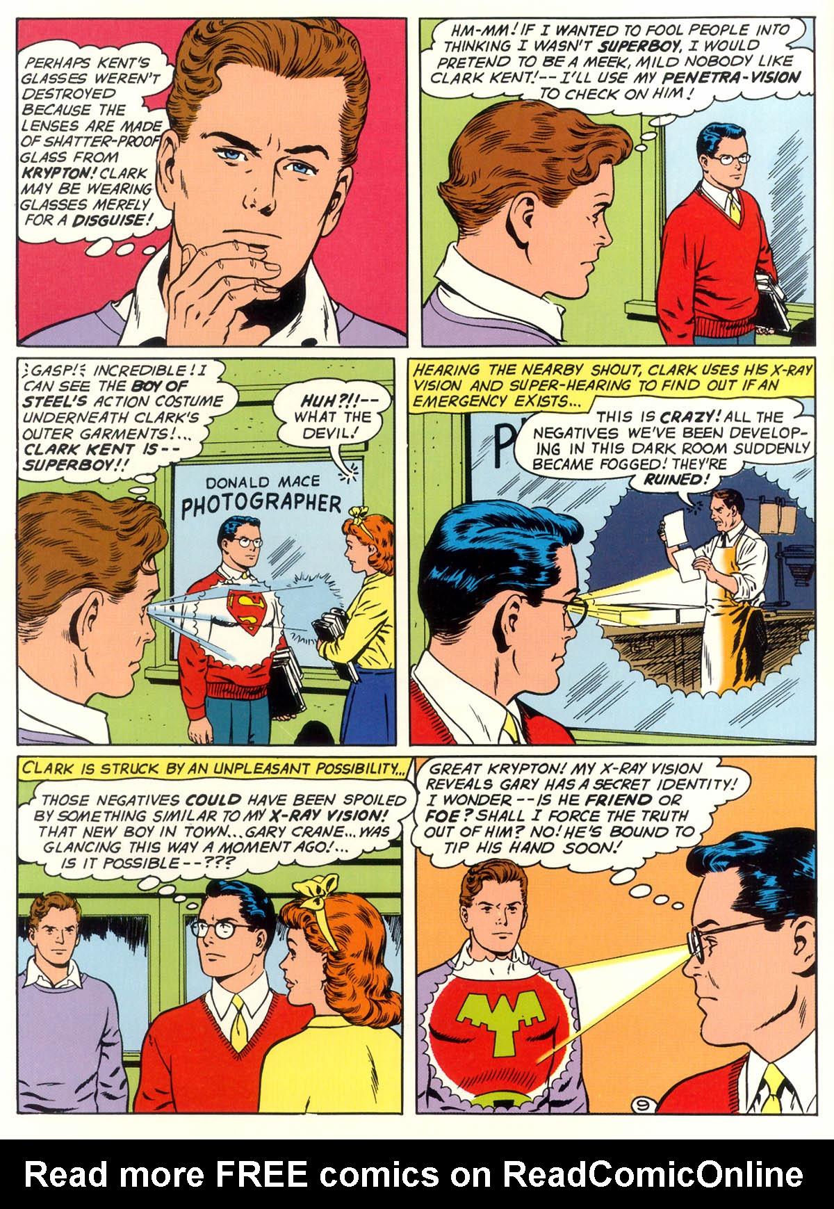 Read online Adventure Comics (1938) comic -  Issue #497 - 20