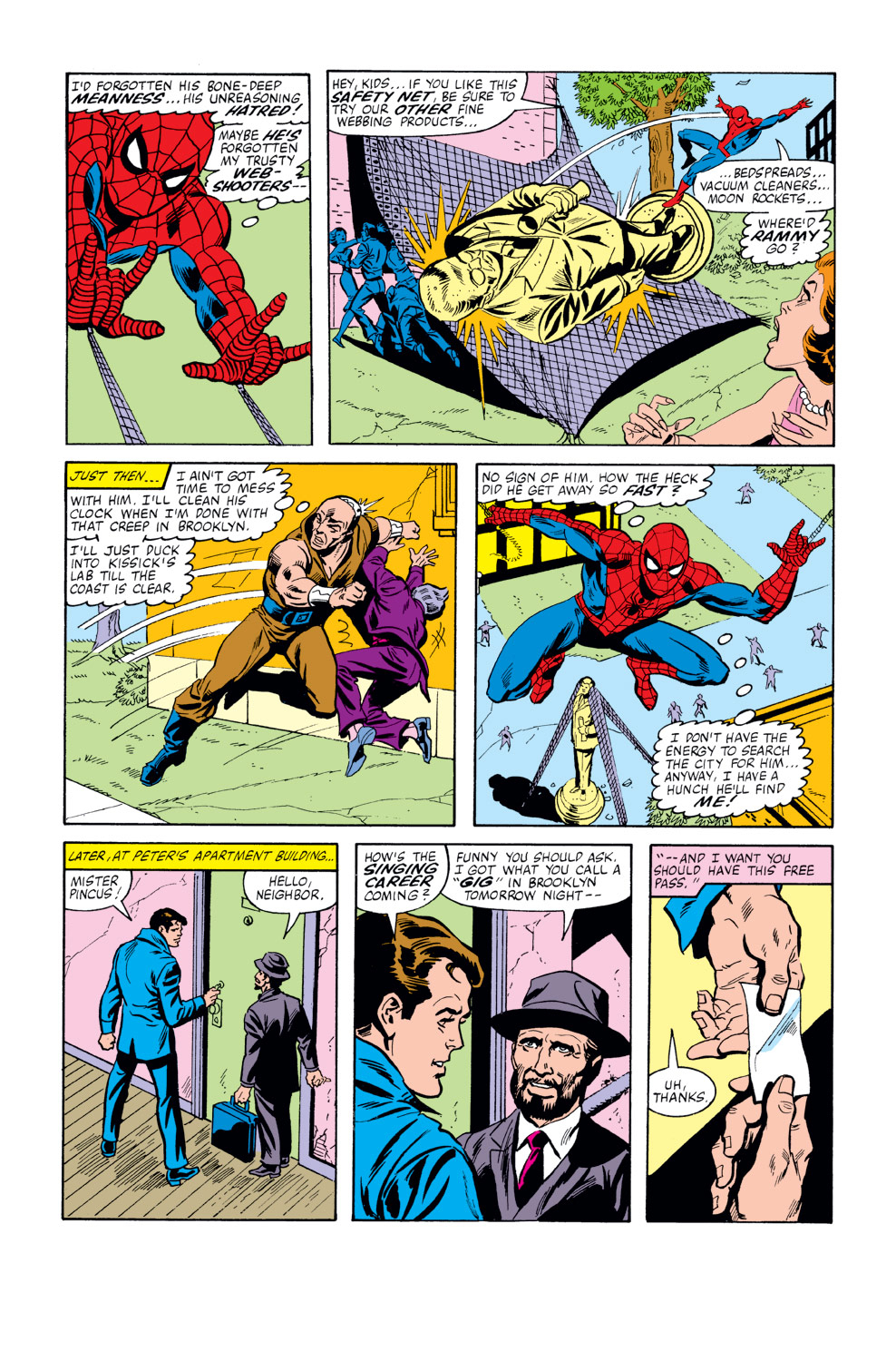 The Amazing Spider-Man (1963) 221 Page 6