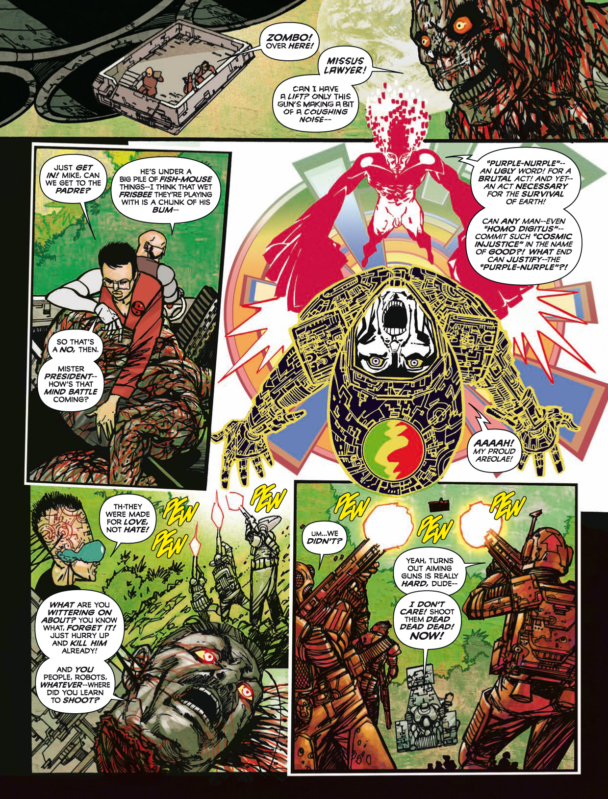 Read online 2000 AD comic -  Issue #1746 - 183