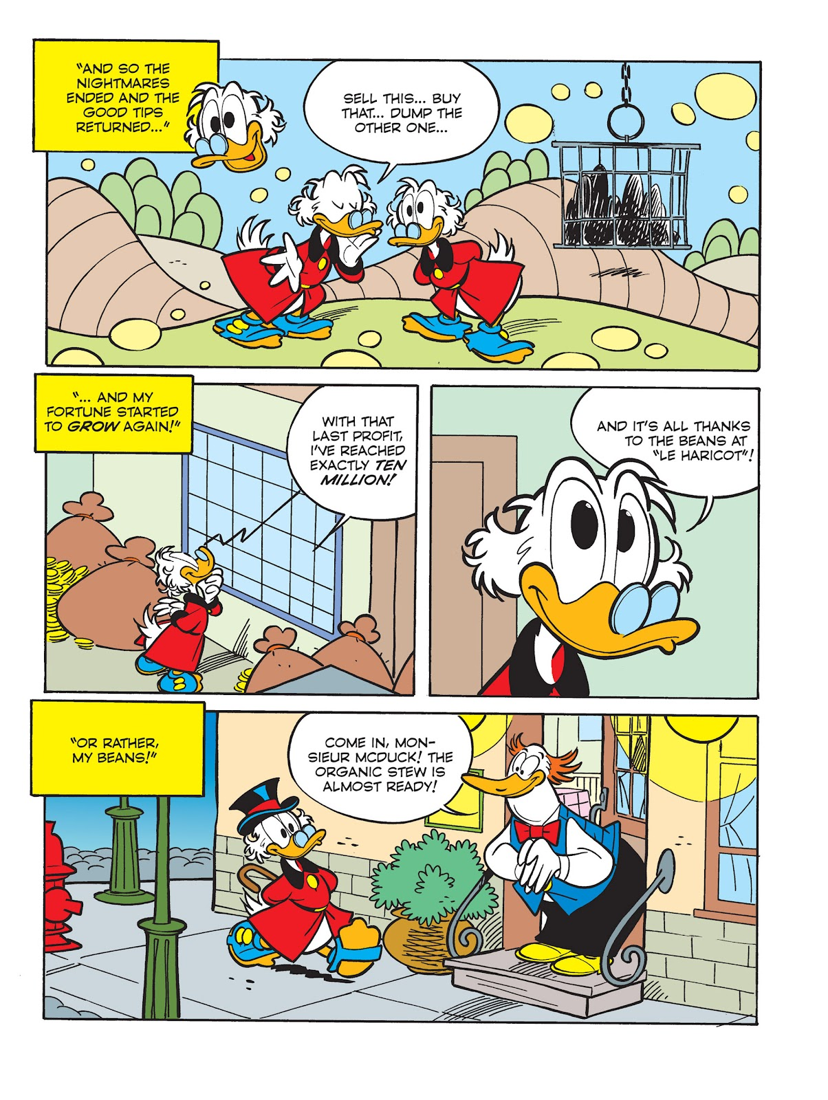 All of Scrooge McDuck's Millions Issue #10 #10 - English 26