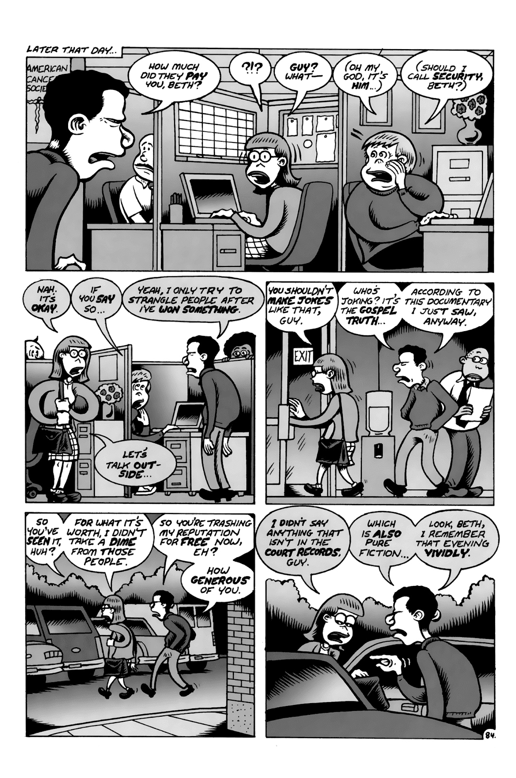 Read online Reset comic -  Issue #4 - 20