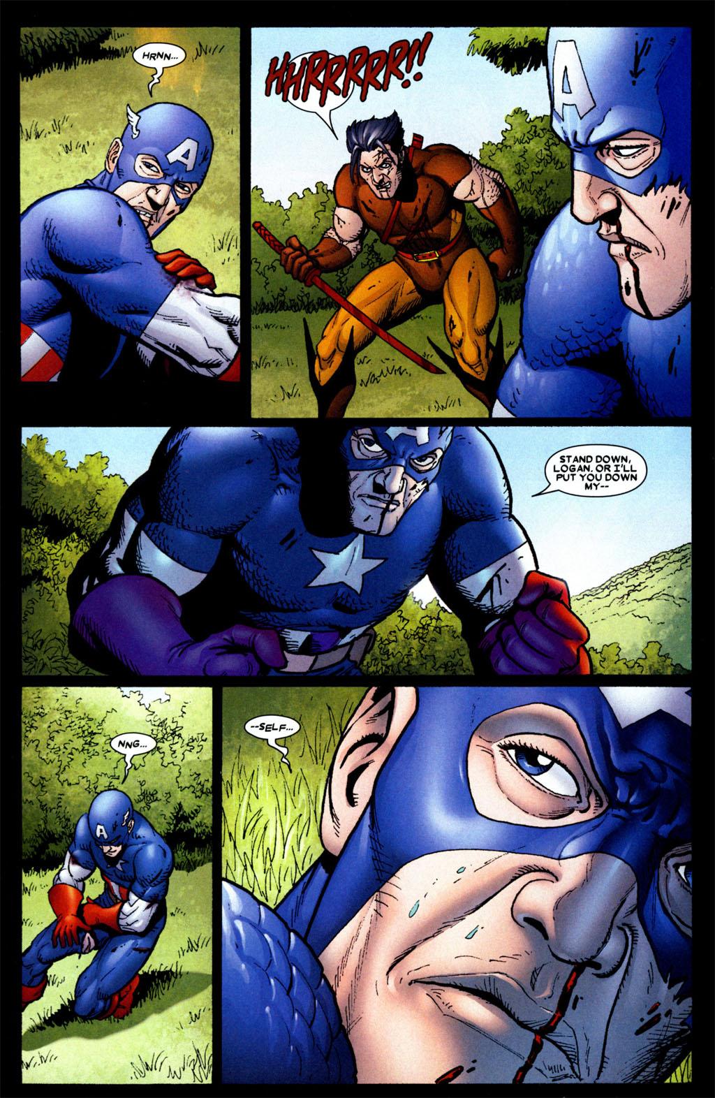 Read online Wolverine: Origins comic -  Issue #4 - 23