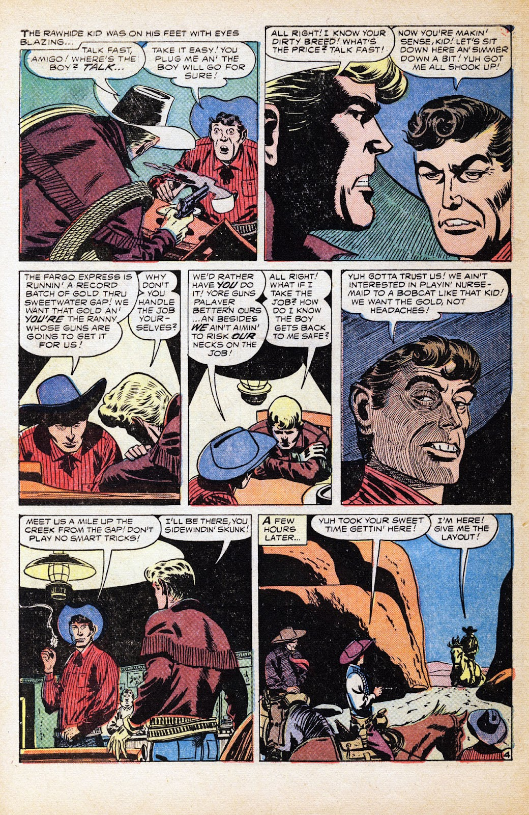 The Rawhide Kid (1955) issue 2 - Page 30