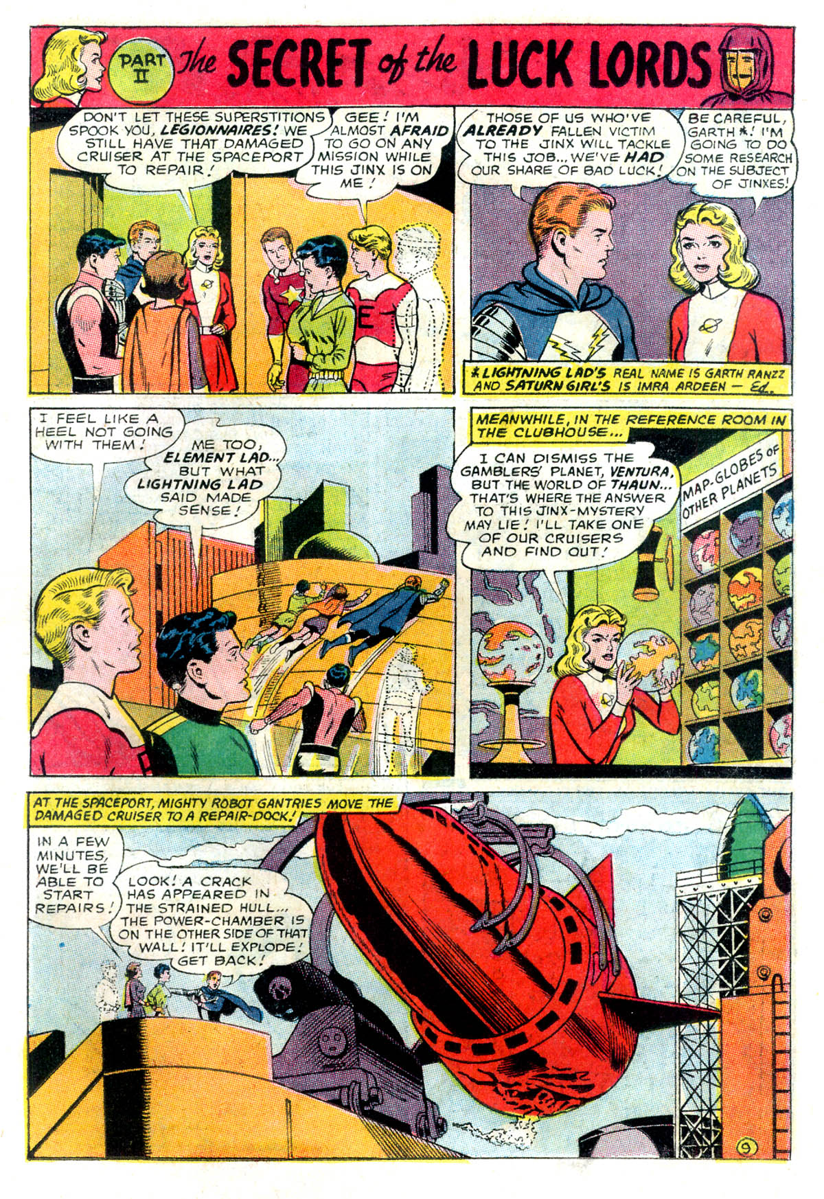 Read online Adventure Comics (1938) comic -  Issue #343 - 15